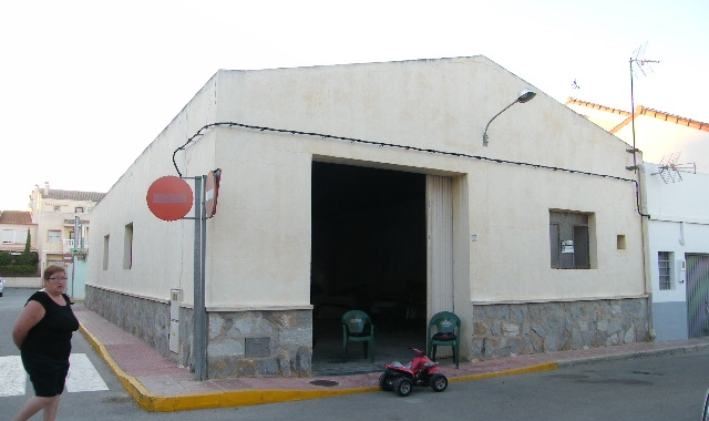 Resale - Business premises - Daya Vieja