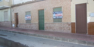 Townhouse - Resale - Guardamar del Segura - Center
