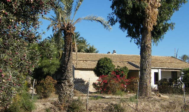 Resale - Country house - Elche - Rural