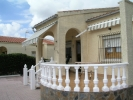 Affordable resale villa in La Marina with generous sized garden and move-in ready.
