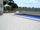 Detached 3 bed 2 bath villa situated in La Marina.
