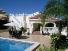 Detached 3 bed, 3 bath villa situated in Lo Pepin, Ciudad Quesada with underbuild.